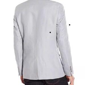 Calvin Klein Suits & Blazers - New Calvin Klein Slim Fit Linen Cotton Sportcoat